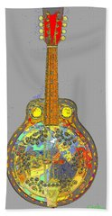 Brilliant Dobro 2 Beach Towel