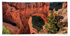 Bryce Canyon Arches Beach Towel