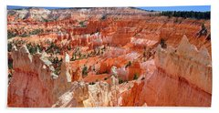 Bryce Canyon Utah Beach Towel
