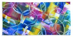 Bubble Fun Beach Towel