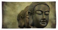 Buddha Bronze Beach Sheet