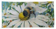 Bumblebee Beach Sheet