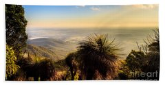 Bunya Mountains Landscape Beach Towel