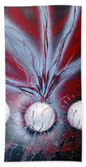 Burst Beach Towel