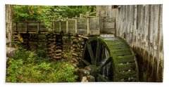 Cable Mill Cades Cove Beach Towel