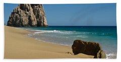 Cabo San Lucas Beach 1 Beach Towel