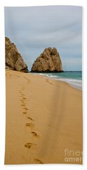 Cabotracks Beach Towel