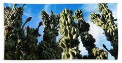 Cactus 1 Beach Towel