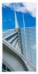 Calatrava Point Beach Towel