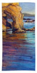 California Cruising 6 Beach Towel