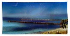 California Dreaming Beach Towel by Tammy Espino