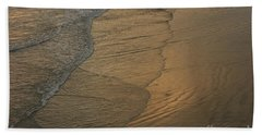 California Waves Beach Towel