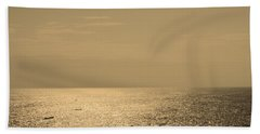 Calm Arabian Sea Beach Sheet
