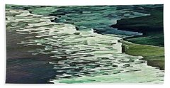 Calm Shores Beach Towel