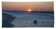 Calming Surf Beach Towel