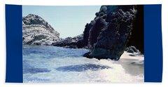Calming Waves Beach Sheet