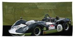 Can-am Mclaren M1b Beach Sheet