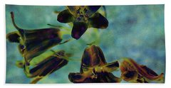 Beach Towel featuring the photograph Can You Hear The Bells Ringing by Patricia Griffin Brett