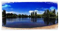 Canberra 3 Beach Towel