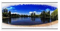 Canberra 4 Beach Towel