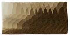 Canyon Dreams Beach Towel