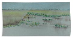 Canyon View Beach Towel by Michele Myers