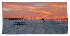 Cape May Seascape Beach Towel