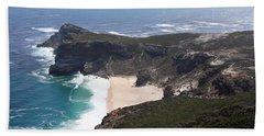 Cape Of Good Hope Coastline - South Africa Beach Towel
