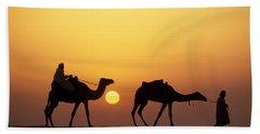 Caravan Morocco Beach Towel