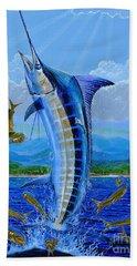 Caribbean Blue Off0041 Beach Towel
