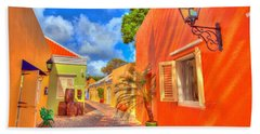 Caribbean Dream Beach Towel