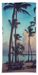 Caribbean Dreams Beach Towel