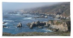Carmel Coast Beach Towel