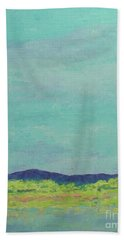 Carolina Spring Day Beach Towel