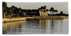Castillo De San Marcos Beach Sheet