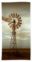 Catch The Wind Beach Towel