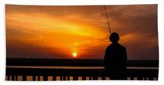 Catching The Sunset Beach Sheet