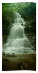 Cathedral Falls Beach Towel