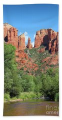 Cathedral Rock Sedona Beach Towel