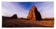 Cathedral Temples Beach Towel