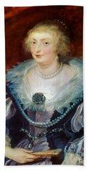 Catherine Manners Duchess Of Buckingham Beach Towel