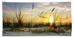 Cativa Beach Beach Towel