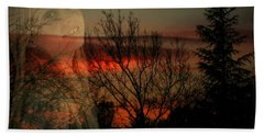 Beach Towel featuring the photograph Celebrate Life by Joyce Dickens