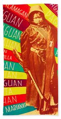 Chamorro Revolutionary Beach Towel