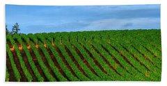Chardonnay Sky 17990 Beach Towel