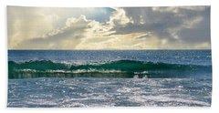 Charybdis Beach Towel