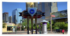 Chase Field Beach Towel