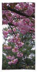 Cherry Blossoms 1 Beach Towel