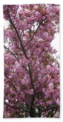 Cherry Blossoms 2 Beach Towel
