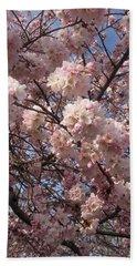 Cherry Blossoms For Lana Beach Towel